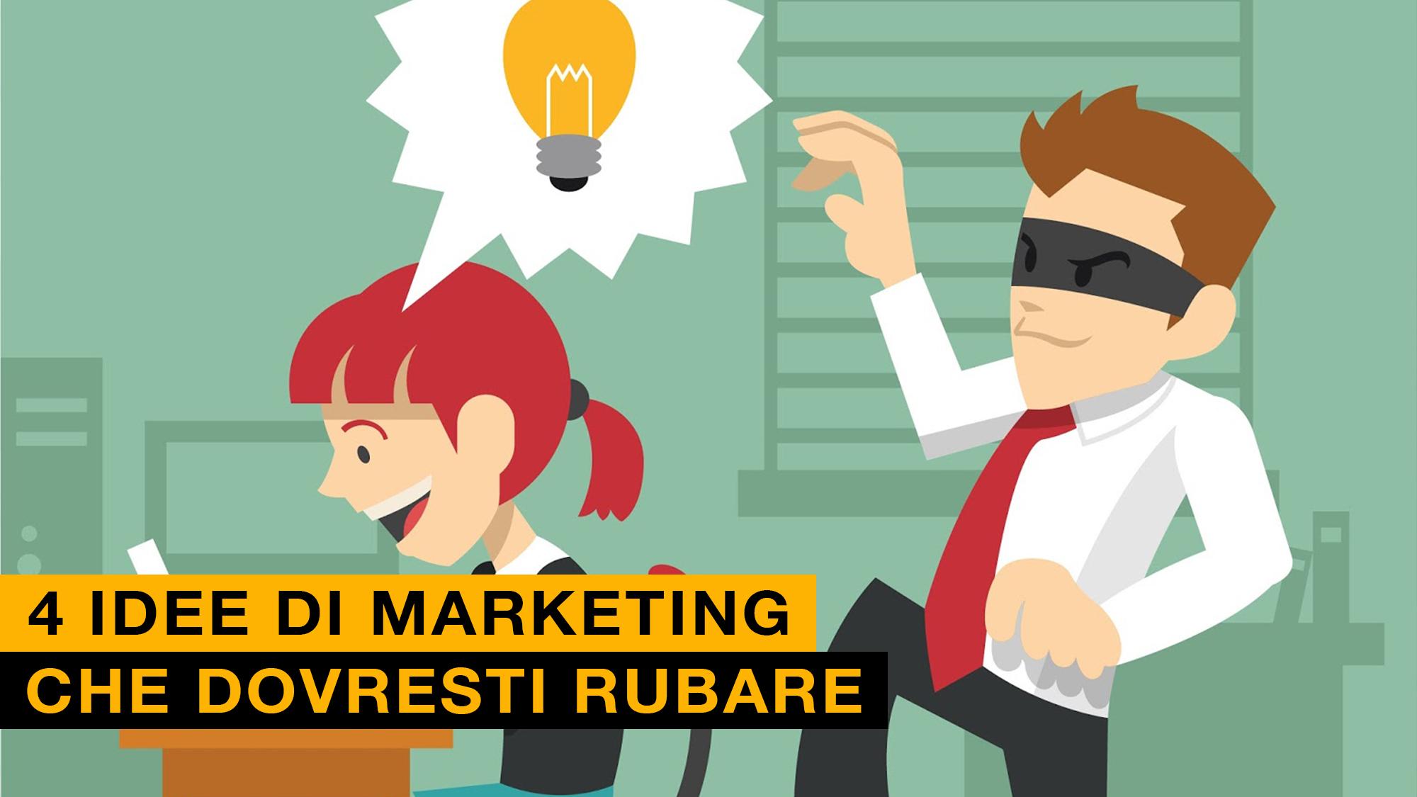 Idee di Marketing