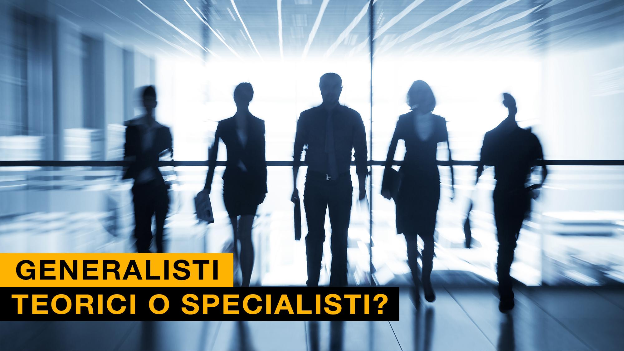 Specialisti del Marketing