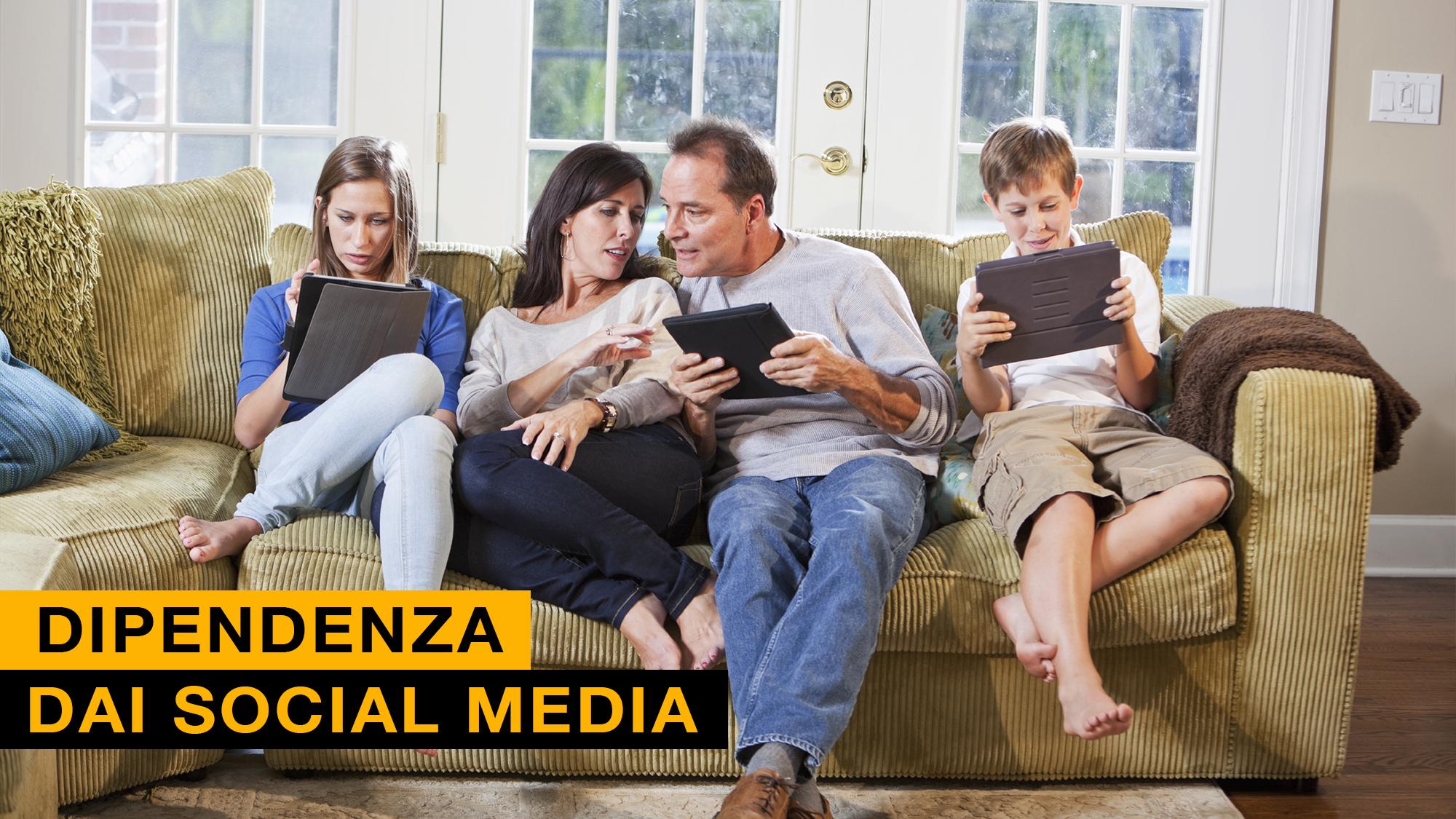 Dipendenza da Social Media