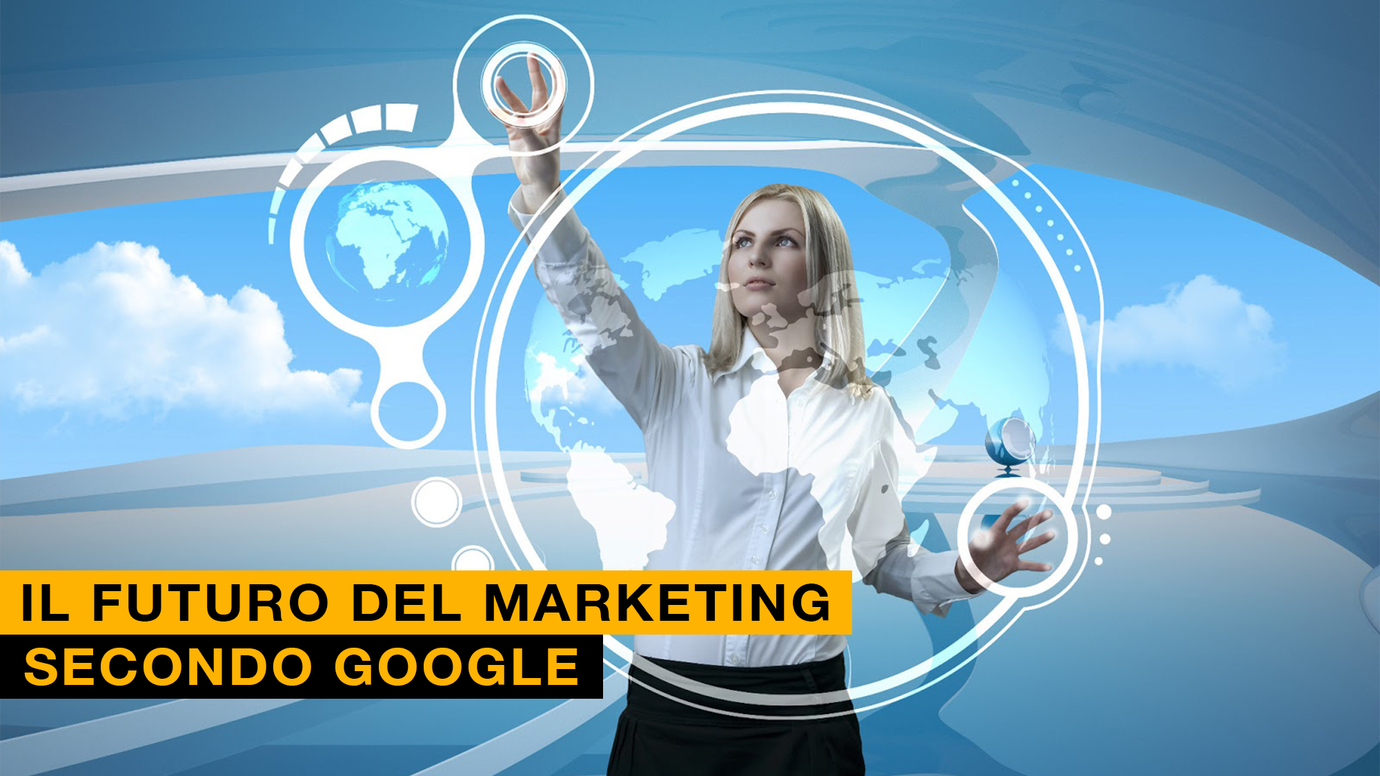 Marketing Digitale secondo Google