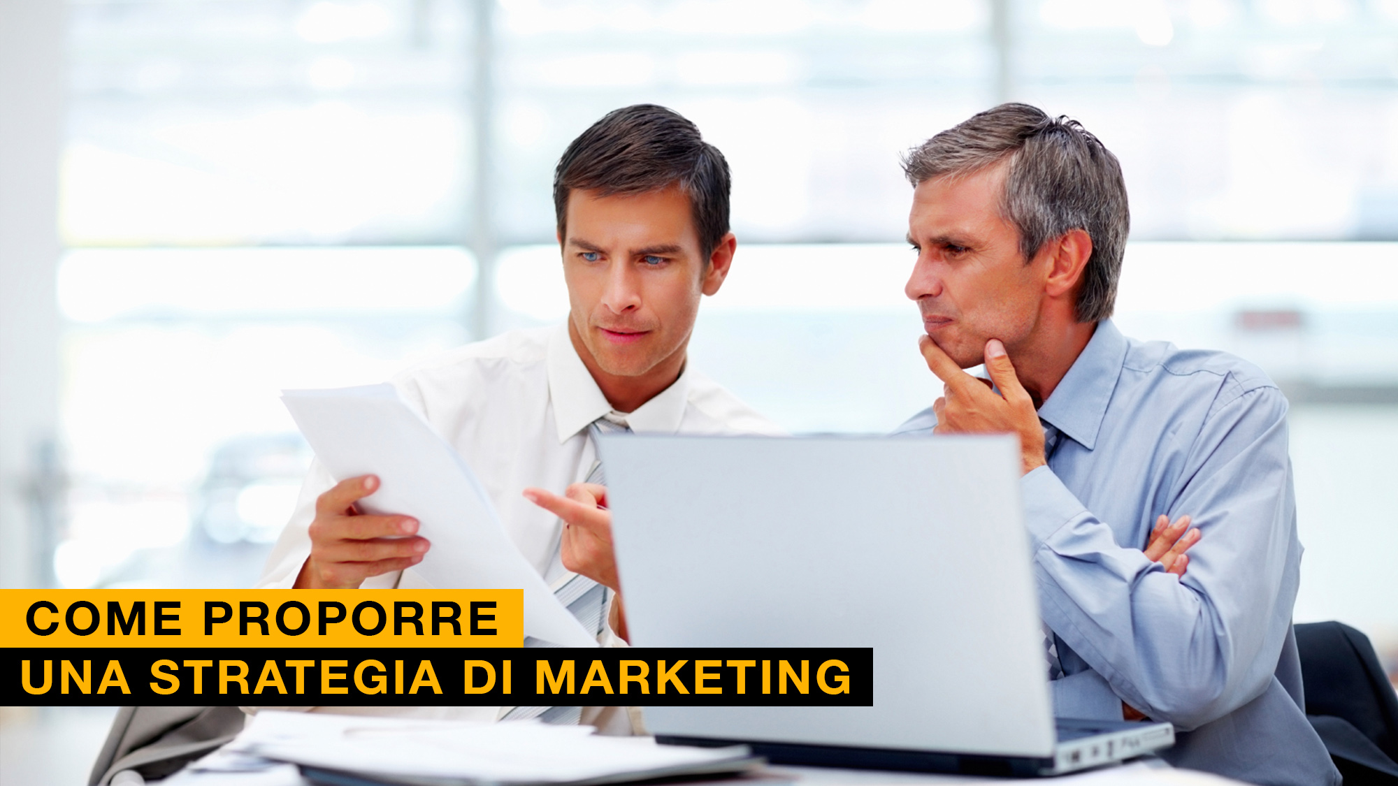 Strategia di Marketing